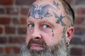tattoos ink fanatics show off their weird and wacky skin art at