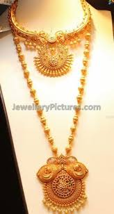gold jewellery designs gold haram design design by png jewellers