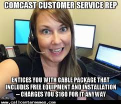 Comcast Meme - scumbag comcast call center memes
