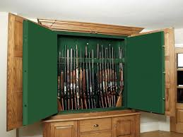 in wall gun cabinet superb in wall gun cabinet in wall gun cabinet plans best images