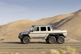 goodbye you beautiful 6 wheeled behemoth mercedes benz ends g 63