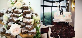 top 10 brownie wedding cakes wedded wonderland