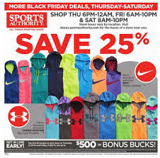 black friday kids sports authority black friday 2014 ad coupon wizards
