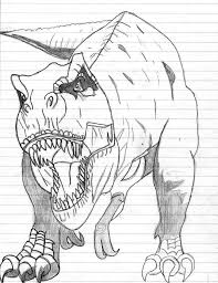 free printable coloring free dinosaur coloring pages 78 in