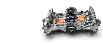 subaru forester boxer engine subaru