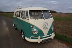 vw camper van for sale vw split screen camper van u2013 lhd supplied to east germany irs