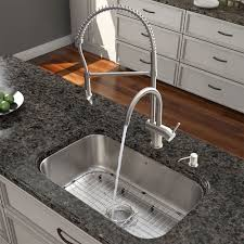 Vigo Kitchen Sinks by Faucet Com Vg15281 In Stainless Steel By Vigo