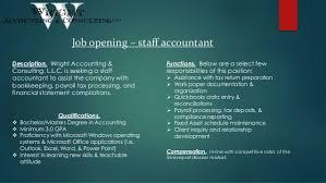 sample bookkeeper job description job description for staff accountant wait staff resume template