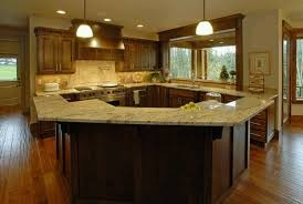 kitchen with large island kitchen island capitangeneral