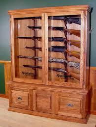 Free Wooden Gun Cabinet Plans Download Wooden Gun Cabinet Plans Free Plans Woodworking
