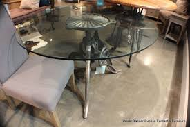 industrial glass dining table furniture gorgeous dining room decorating design ideas with square