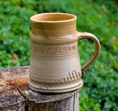 historical ceramics replicas medieval celtic viking pottery