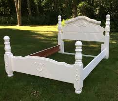 Shabby Chic Furniture Ct by Queen Size Shabby Chic French Country Bed