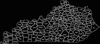 Ky Map Ky Map Of Counties Map Holiday Travel Holidaymapq Com