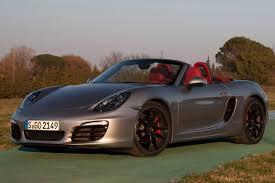 Porsche Boxster Model Car - 2016 porsche boxster convertible pricing for sale edmunds