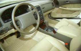 lexus ls interior 1990 lexus ls 400 information and photos zombiedrive