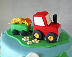 tractor cake topper how to make a tractor cake topper cakejournal