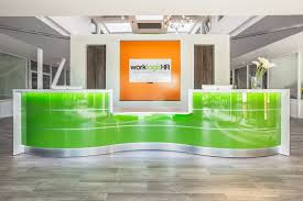 Contemporary Reception Desks Reception Desks Furniture Design Modern Office Salon