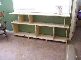 Bookshelves Diy by Nine Red Diy Modern Bookshelf
