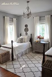 Gray Carpet Bedroom by Best 25 Rug Placement Ideas Only On Pinterest Area Rug