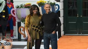 michelle obama u0027s halloween costume was an autumnal 3 1 phillip lim