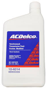amazon com genuine gm fluid 88900399 synchromesh friction
