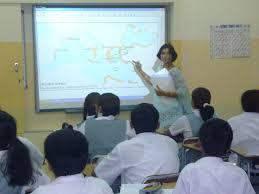 40 schools to get smart classrooms in delhi