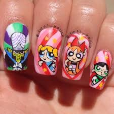 best 25 cartoon nail designs ideas only on pinterest nail art