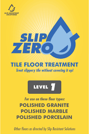 Non Slip Floor Coating For Tiles Introducing Slip Zero U2013 Tile Floor Treatment Slip Resistant