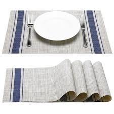 Sur La Table Placemats Amazon Com Place Mats Home U0026 Kitchen