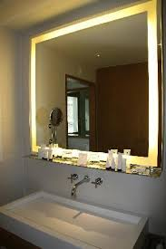 Cool Bathroom Mirrors by Continentale Hotel Modern Design Bathroom Mirror Picture Of