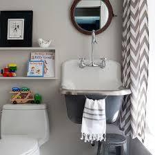 hexagon floor tiles transitional bathroom har