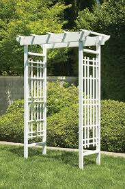 wedding arches and arbors greenstone garden wedding wood arbor reviews wayfair