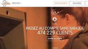 ouvrir un compte dans un bureau de tabac le compte nickel couvert dans la limite de 100 000 euros m2