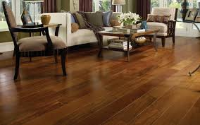 decorating wood laminate flooring matched with wooden wainscoting