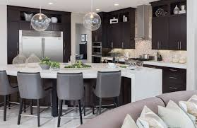 Kitchen Cabinets With Hinges Exposed Kitchen Cabinet Dark Wood Kitchen Cabinet Espresso Paint For