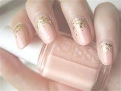 nagellack designs nagellack design trends 2014 nudefarbene fingernägel glitzer am