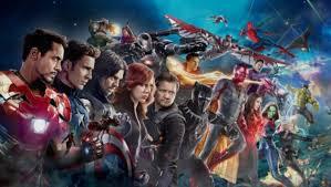 film marvel akan datang we are superheroes marvel heroes dc universe
