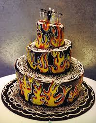 day of the dead wedding cake b w 5 a gallery on flickr