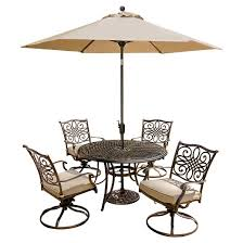 Patio Umbrella Table And Chairs Dining Patio Furniture Clearance Target