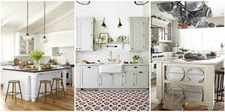White Kitchen Furniture The 10 Best Paint Colors For White Kitchen Cabinets