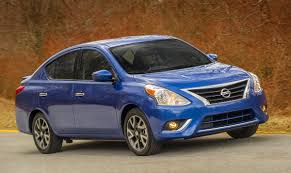 nissan cars 2014 2015 nissan versa sedan remains least expensive car in america