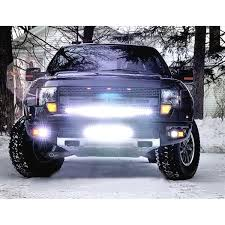 Vision X Light Bar Off Road Led Lighting And Vision X 4 5 Light Cannon Led Pair Ctl