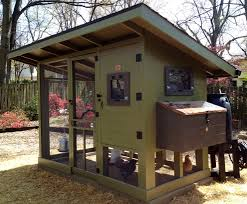 dazzling chicken coop kits in garage and shed contemporary with