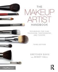makeup artist book the makeup artist handbook 3rd edition book
