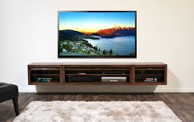 Modern Tv Stand Furniture by Wall Mounted Floating Tv Stands Woodwaves