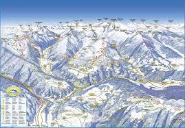 Alps On A Map Bergfex Pisteplan Gitschberg Jochtal Panoramakaart Gitschberg