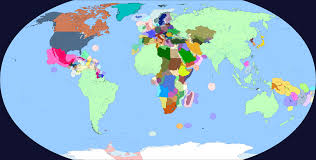 Outline Map Of The Arab World by A Blank Map Thread Page 254 Alternate History Discussion