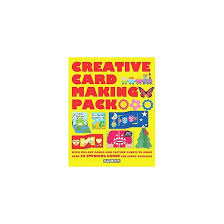 creative card pack with pre cut cards and picture sheets