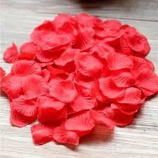 silk petals 500pcs silk petals for weddings cheap artificial decorative